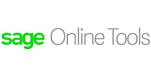 Sag Online Tools logo